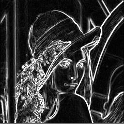1次微分フィルタ Prewitt(プレヴィット)フィルタ - 画像のエッジ抽出