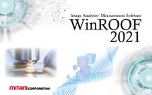 画像解析ソフトウェア<br />WinROOF2021